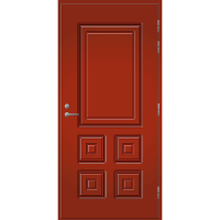 Pihla Palo-ovi PO 111 Tuvanpunainen NCS S 4050-Y90R