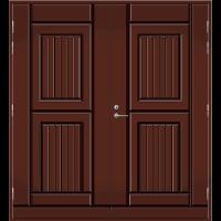 Pihla Pariulko-ovi UO 119 Tummanruskea RR32