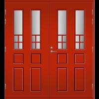 Pihla Pariulko-ovi UO 125 Tuvanpunainen NCS S 4050-Y90R