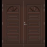 Pihla Pariulko-ovi UO 151 Tummanruskea RR32