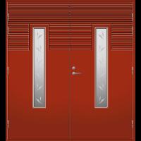 Pihla Pariulko-ovi UO 160 Tuvanpunainen NCS S 4050-Y90R
