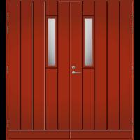 Pihla Pariulko-ovi UO 162 Tuvanpunainen NCS S 4050-Y90R