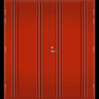 Pihla Pariulko-ovi UO 173 Tuvanpunainen NCS S 4050-Y90R