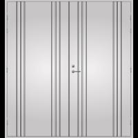 Pihla Pariulko-ovi UO 173 Valkoinen NCS S 0502-Y