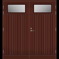 Pihla Pariulko-ovi UO 210 Tummanruskea RR32