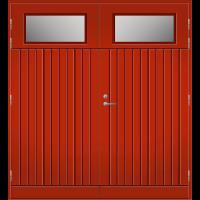 Pihla Pariulko-ovi UO 210 Tuvanpunainen NCS S 4050-Y90R
