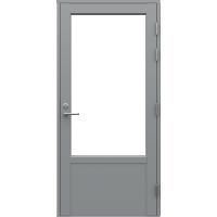 Pihla Patio oven verhous ja osat irrotettuina