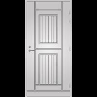 Ulko-ovi UO 119 Valkoinen NCS S 0502-Y