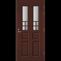Pihla Ulko-ovi UO 125 Tummanruskea RR32