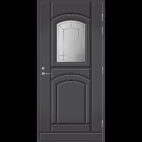 Pihla Ulko-ovi UO 130 Tuvanpunainen NCS S 4050-Y90R
