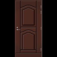 Ulko-ovi UO 141 Tummanruskea RR32