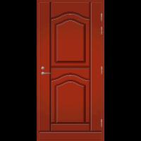Ulko-ovi UO 141 Tuvanpunainen NCS S 4050-Y90R