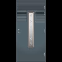 Ulko-ovi UO 160 Siniharmaa NCS S 6010-R90B