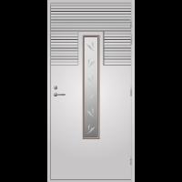 Ulko-ovi UO 160 Valkoinen NCS S 0502-Y