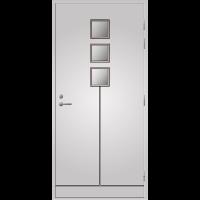 Ulko-ovi UO 170 Valkoinen NCS S 0502-Y