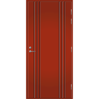 Pihla Ulko-ovi UO 173 Tuvanpunainen NCS S 4050-Y90R