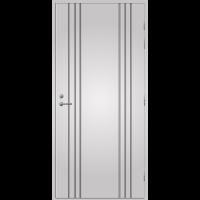 Pihla Ulko-ovi UO 173 Valkoinen NCS S 0502-Y