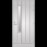Ulko-ovi UO 192X Valkoinen NCS S 0502-Y