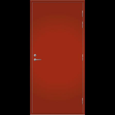 Pihla Ulko-ovi UO 200 Tuvanpunainen NCS S 4050-Y90R