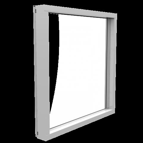 Pihla kiinteä ikkuna