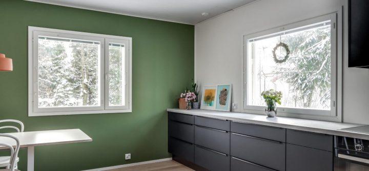 Ikkunaremontin hinta maksaa itsensä takaisin syntyneinä säästöinä ja asumismukavuutena.