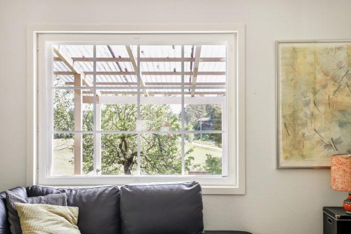 Energiatehokkuus on yksi merkittävä syy suorittaa ikkunoiden vaihto vanhaan taloon.