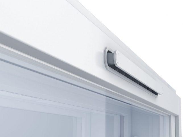 Kun hankitaan korvausilmaventtiili ikkunaan, ei erilliselle ilmanvaihtoremontille enää ole tarvetta.