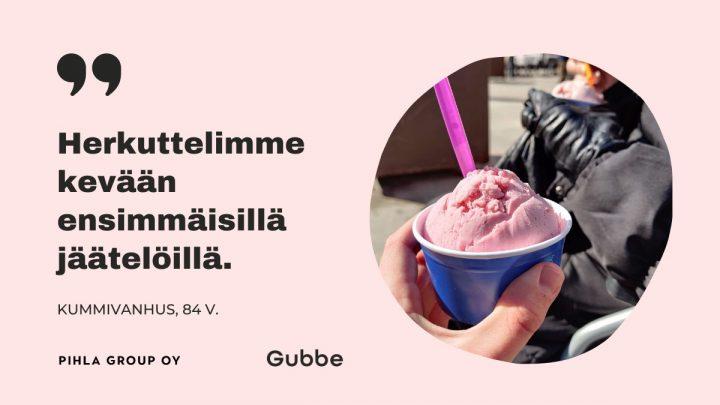 Gubbe_huhtikuu_Pihla Group