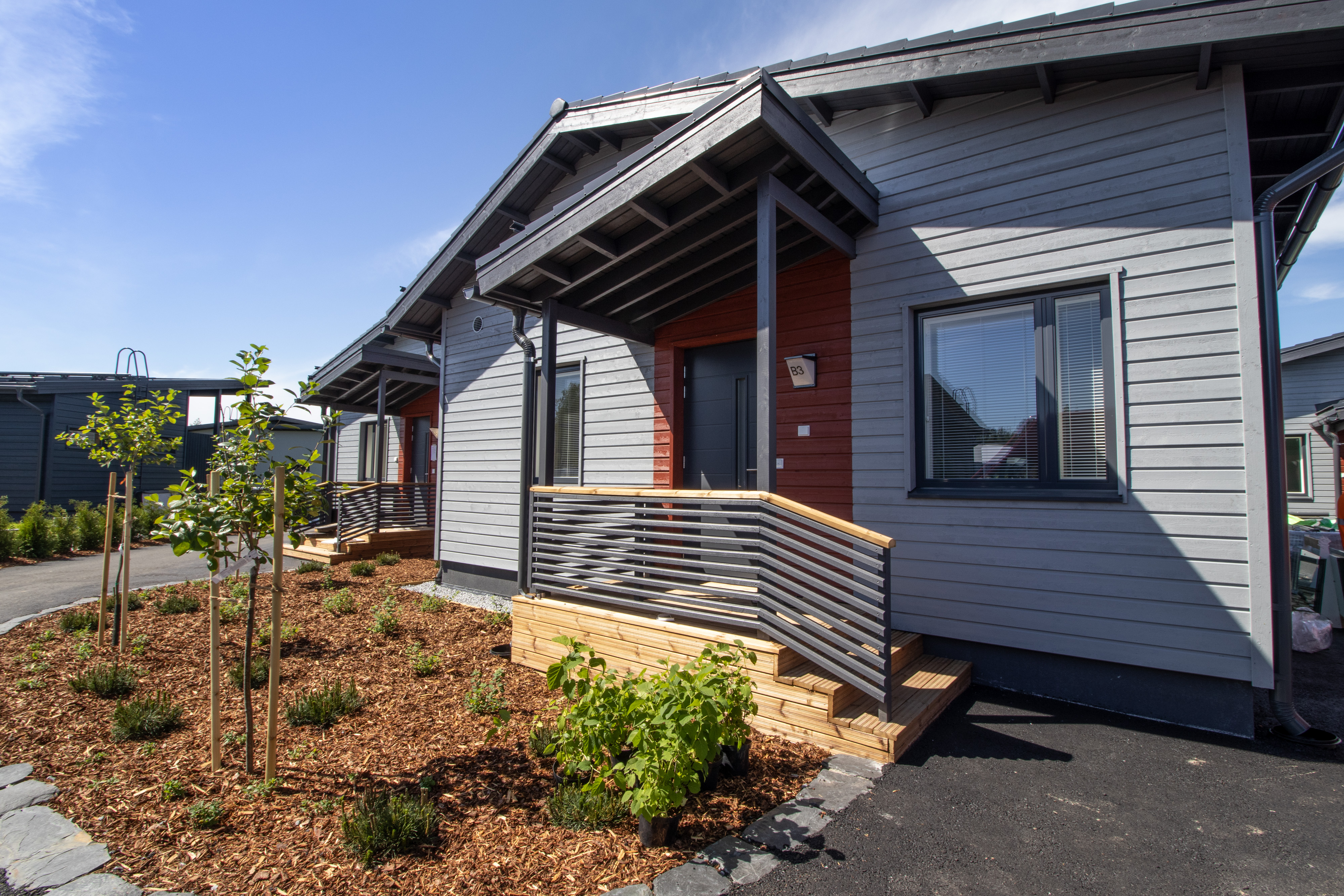 Asuntomessut 2021 Ormax Aurinko Hiidenkoti