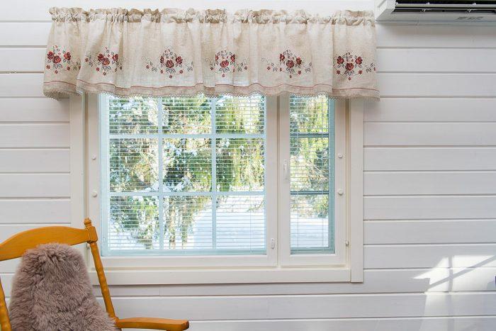 Mittatilaus ikkunaremontti Pihla talviasuttava mökki