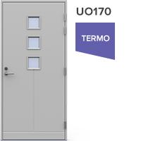 Pihla ulko-ovi UO117, vasenkätinen